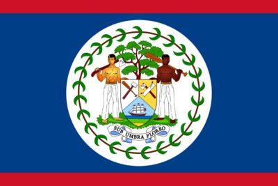 Bankbiljetten Belize
