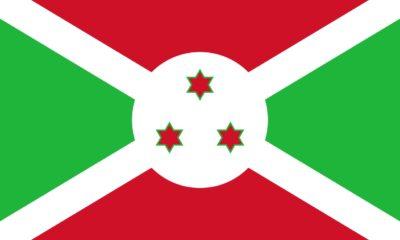 Bankbiljetten Burundi