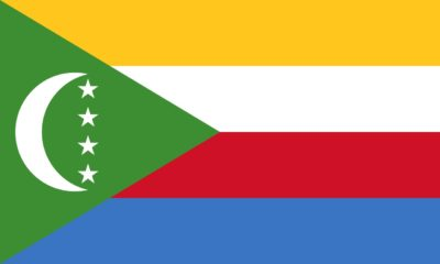 Bankbiljetten Comoros