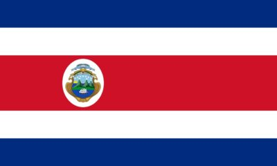 Bankbiljetten Costa Rica