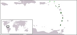 Worldcoins Eastern Caribbean States