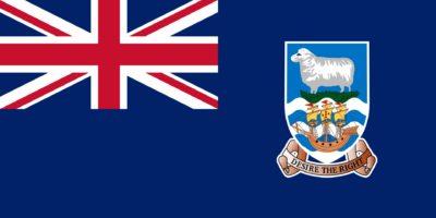 Bankbiljetten Falkland islands