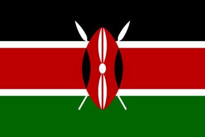 Bankbiljetten Kenya