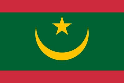 Bankbiljetten Mauritania