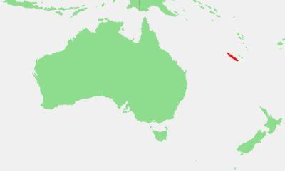 Worldcoins New Caledonia