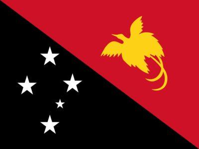 Bankbiljetten Papua New Guinea