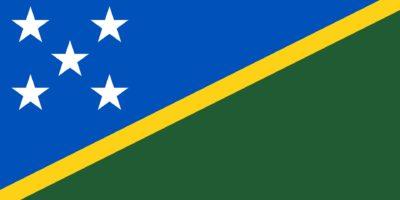 Worldcoins Solomon Islands