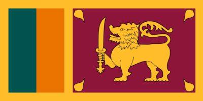 Bankbiljetten Sri Lanka
