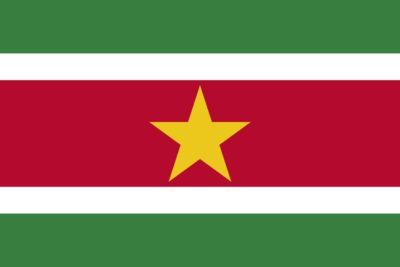Bankbiljetten Surinam