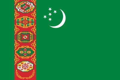 Bankbiljetten Turkmenistan