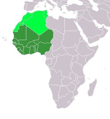 Worldcoins West African States