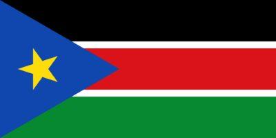 Bankbiljetten South Sudan