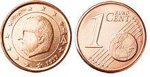 Belgie 1 Cent