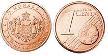 Monaco 1 Cent