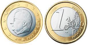 Belgie 1 Euro