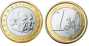 Monaco 1 Euro