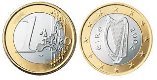 Ierland 1 Euro