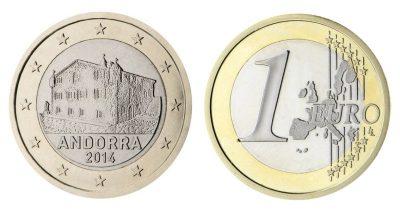 Andorra 1 Euro