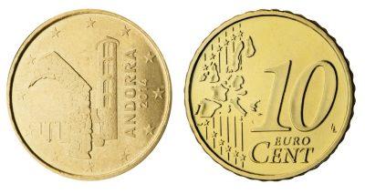 Andorra 10 Cent