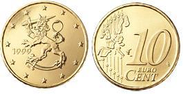 Finland 10 Cent