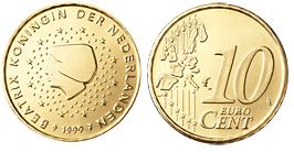 Nederland 10 Eurocent