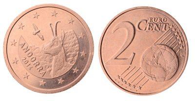 Andorra 2 Cent