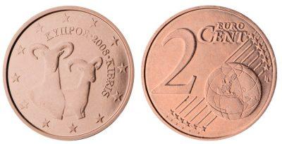 Cyprus 2 Cent