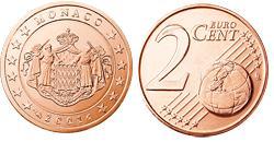 Monaco 2 Cent
