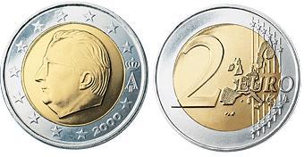 Belgie 2 Euro