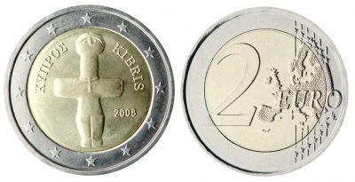 Cyprus 2 Euro