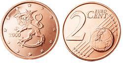 Finland 2 Cent