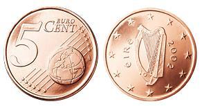 Ierland 5 Cent