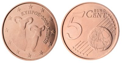 Cyprus 5 Cent