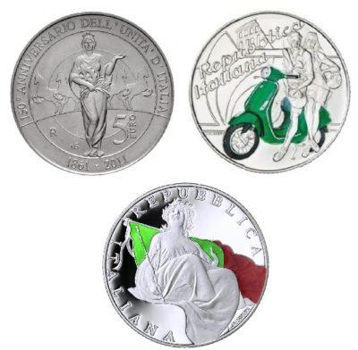 Italie 5 Euro