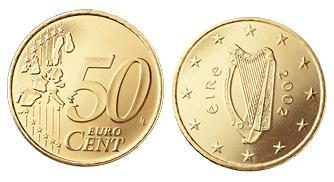Ierland 50 Cent