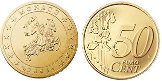 Monaco 50 Cent