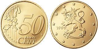 Finland 50 Cent