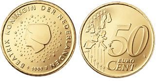 Nederland 50 Eurocent