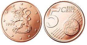 Finland 5 Cent