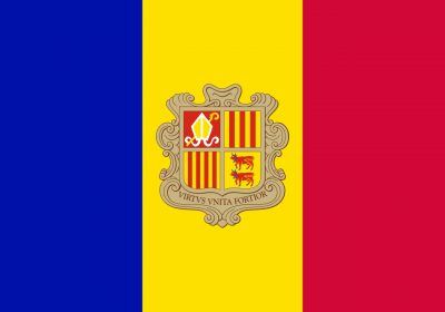 Speciale 2 Euromunten Andorra