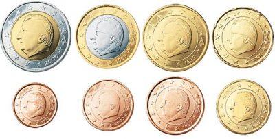 Euromunten Unc Sets Belgie
