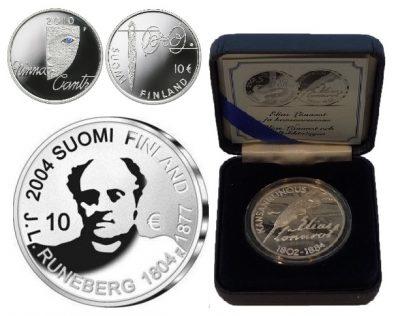 Finland 10 Euro