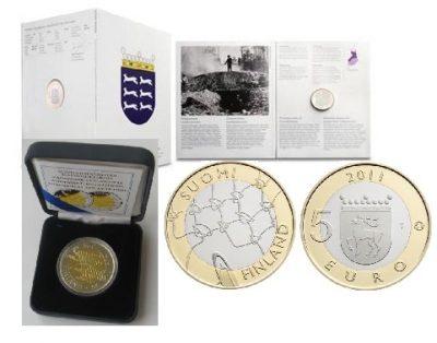 Finland 5 Euro