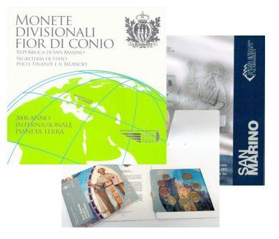 San Marino Bu Sets
