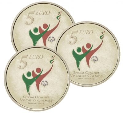 Ierland 5 Euro