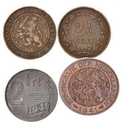 Nederland 2½ Cent