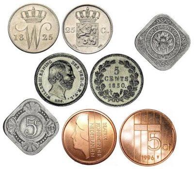 Nederland 5 Cent