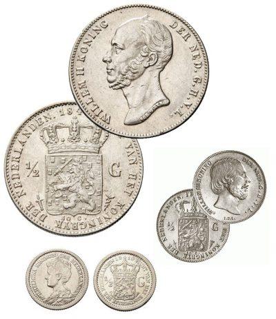 Nederland ½ Gulden