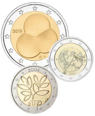 Speciale 2 Euromunten Finland Unc
