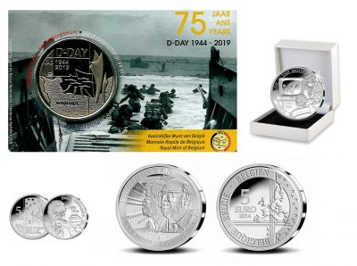 Belgie 5 Euro